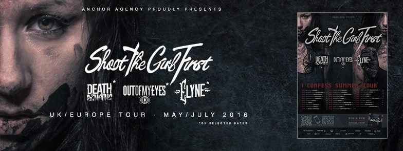 26.06.2016 – Shoot The Girl First + Out Of My Eyes + Guests