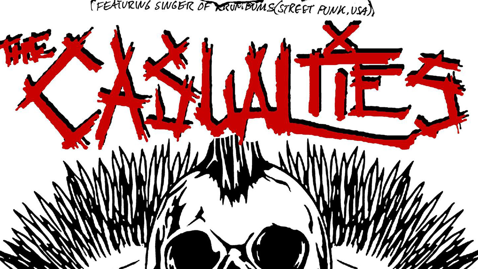 24.01.2019 – The Casualties + Disturbance + Listix + Stateless # Punk-Rock