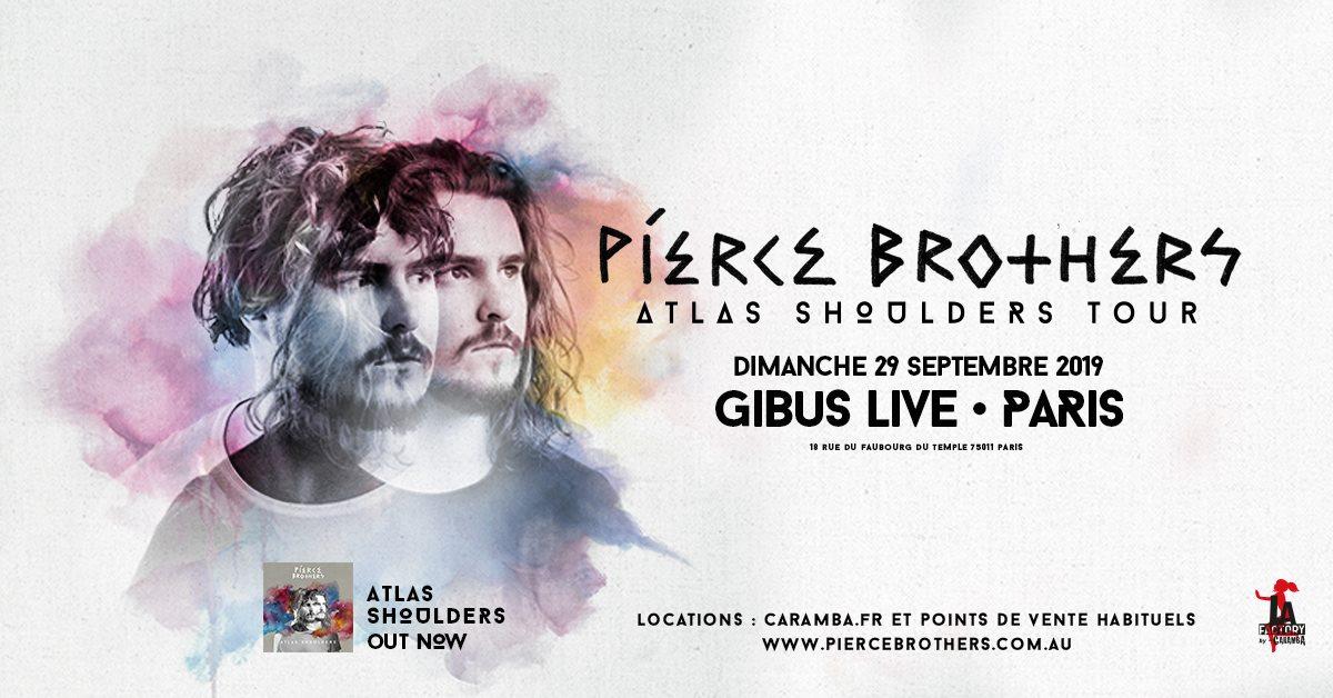 29.09.2019 – Pierce Brothers