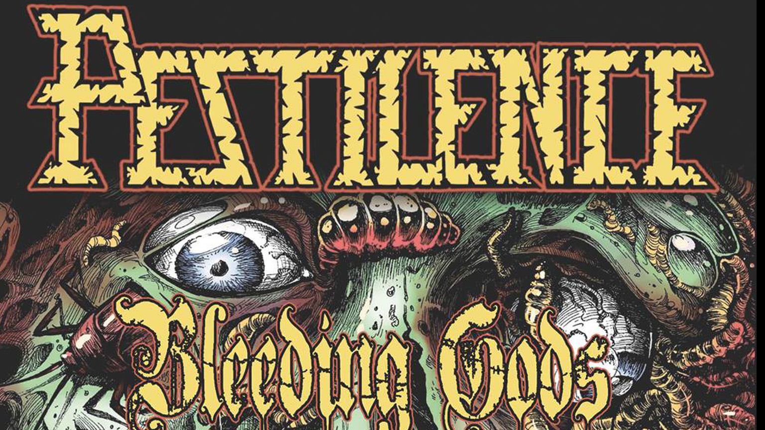 28.02.2019 – Pestilence 'Consuming Impulse set' + Bleeding Gods